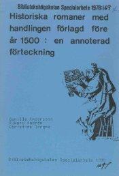 1978 nr 169.pdf - BADA - Högskolan i Borås