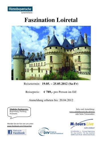 12 05 19 Reiseprogramm Loiretal