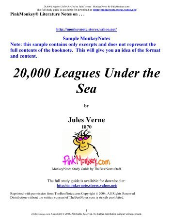 HD wallpapers 20 000 leagues under the sea worksheets www ...