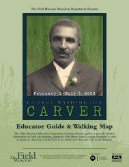 George Washington Carver - The Field Museum