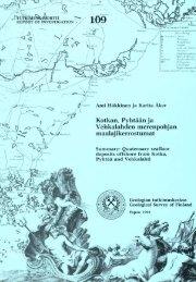 1 - arkisto.gsf.fi - Geologian tutkimuskeskus