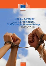 EU Strategy towards the Eradication of Trafficking in Human Beings ...