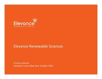 K'Lynne Johnson, Elevance - Upcoming Forums and Events