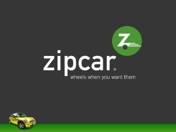 Mark Norman, Zipcar