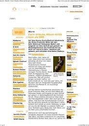 Farin Urlaubs Album-Kritik kam als SMS - Das Die Ärzte Archiv