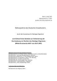 2007-11 - Deutscher Anwaltverein