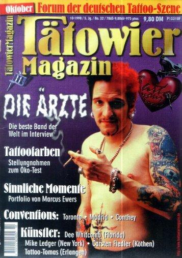 Tätowier Magazin