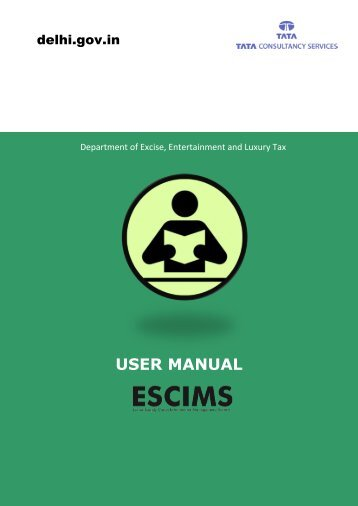 User Manual Permits v1.0 Released - Delhi
