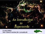 An Introduction to Supernovae - LUTH