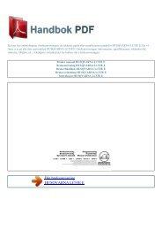 Bruker manual HUSQVARNA LC53E E - HANDBOK PDF