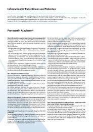 Information für Patientinnen und Patienten Pravastatin Axapharm®