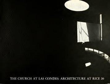 The church at Las Condes