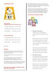 Vignettenpreise 2011 - Heim