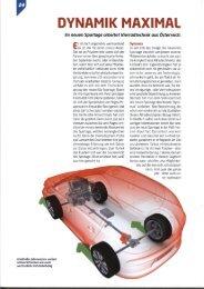 Kia Sportage 2010 - Allradtechnik Dynamax - Heim