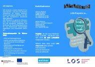 Puzzle Flyer aktuell 1 - Weimar