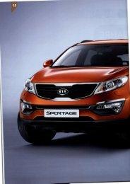 Kia Sportage 2010 - Reportage Insider - Heim