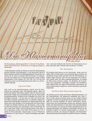 Neustädter Klaviermanufaktur - Heim