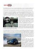 KIA SPORTAGE 2.0 CRDI AWD - TESTBERICHT - Heim - Page 2