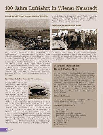 100 Jahre Luftfahrt - Heim