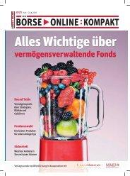 11-06-16 BöOnline RoundTable 1 - antea fonds