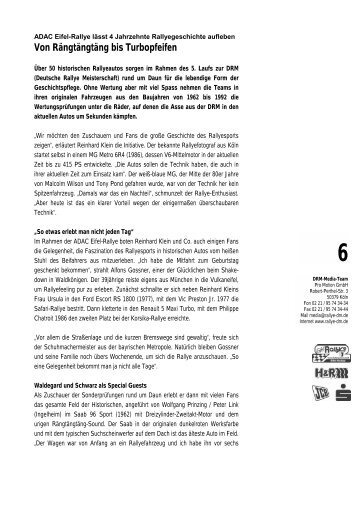 Download - Deutsche Rallye-Meisterschaft