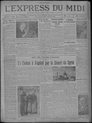 17 avril 1930 - Bibliothèque de Toulouse