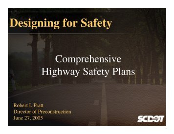 Designing for Safety