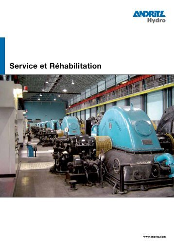 Service et Réhabilitation
