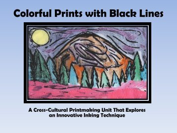 Colorful Prints with Black Lines - Naeaworkspace.org