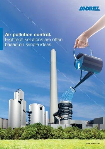 AEE Air Pollution Control