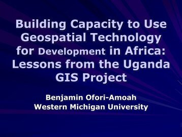 Presentation - US Department of State
