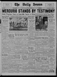 Daily Iowan (Iowa City, Iowa), 1935-10-10 - University of Iowa