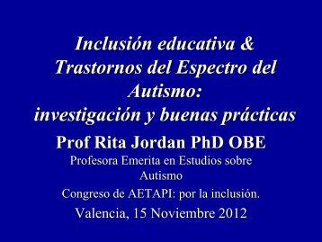 Investigación y Buenas Prácticas - Aetapi