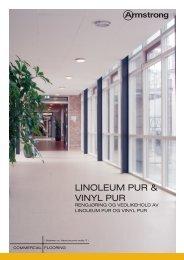 LINOLEUM PUR & VINYL PUR