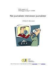 Når journalister interviewer journalister (PDF-fil) 1204 KB