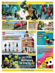 Hero Factory har brug for dig! - Lego
