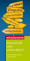 zum Dokument - Verbraucherzentrale Mecklenburg-Vorpommern e. V.