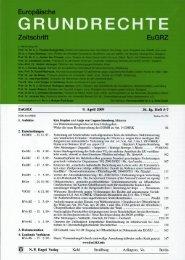 Page 1 Page 2 Enreneieene Grundrechte Eeiteennft ¿in NP. Engel ...