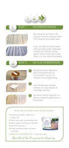 Houten terrasvloeren - Bona - Page 3