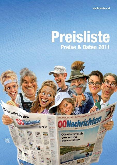 Preise & Daten 2011