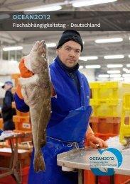 Info-Flyer OCEAN2012 zum Fischabhängigkeitstag in Deutschland