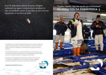 OS IMPACTOS DA SOBREPESCA 3 - Ocean2012