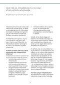 Arbejdstilsynets screening af det psykiske arbejdsmiljø - Page 3