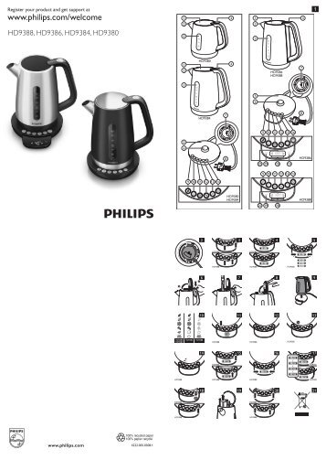 www.philips.com/welcome