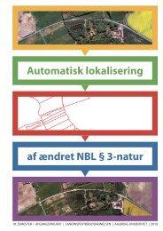 Automatisk lokalisering af ændret § 3-natur - Aalborg Universitet