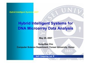 download - Department of Computer Science, Yonsei