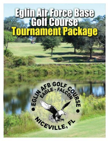 Tournament Package Booklet - 96th Force Support Squadron • Eglin ...