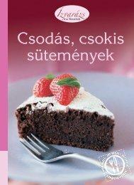 Csodás, csokis sütemények - Polc.hu