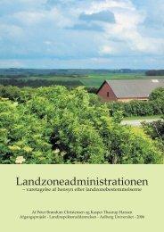 Landzoneadministrationen - Aalborg Universitet