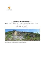 Her finner du rapporten fra Nøtterøy - Kulturarv